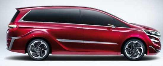 2017 Honda Odyssey Specs Price Release date