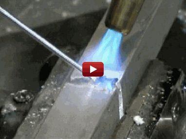 Durafix aluminum welding soldering and brazing rods