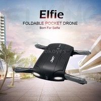 Geek | RC Drone Aerial Photography Original JJRC H37 6-Axis Gyro ELFIE WIFI FPV 0.3MP Camera Helicopter  / GoolRC T37 Wifi FPV HD Camera Quadcopter Foldable G-sensor Mini RC Selfie Drone