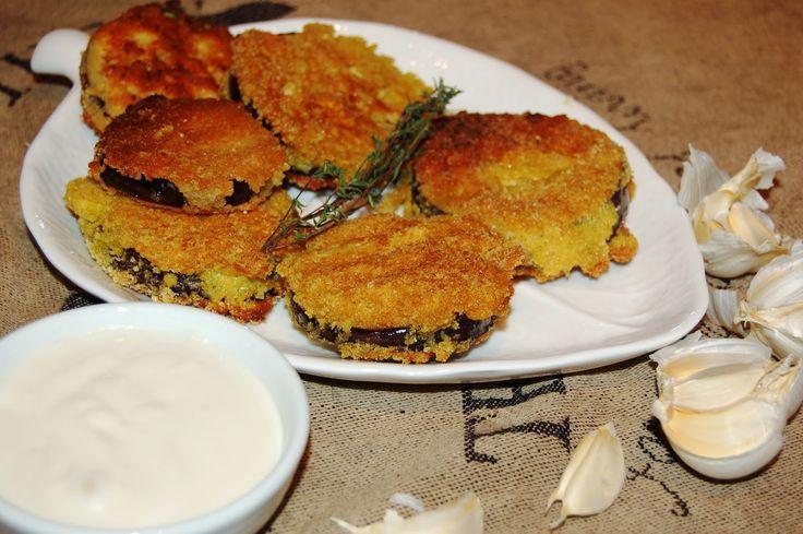Katčina báječná kuchyně: Báječný lilek smažený