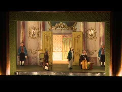 Sovji grad, lutkovna predstava, Lutkovno gledališče Ljubljana - YouTube