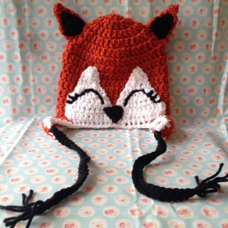 Zorrito crochet