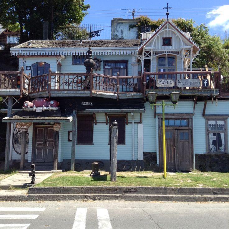 Museo pablo fierro Puerto varas, chile