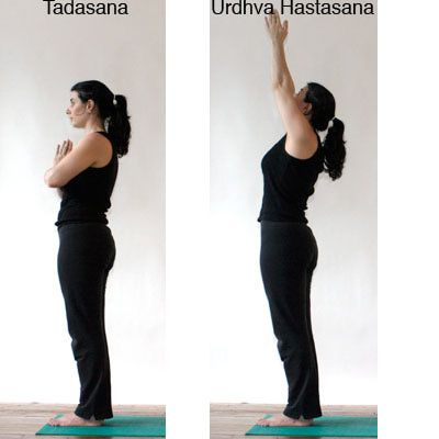 Easy to follow.  Pay attention to your breathing!   How to Do a Sun Salutation