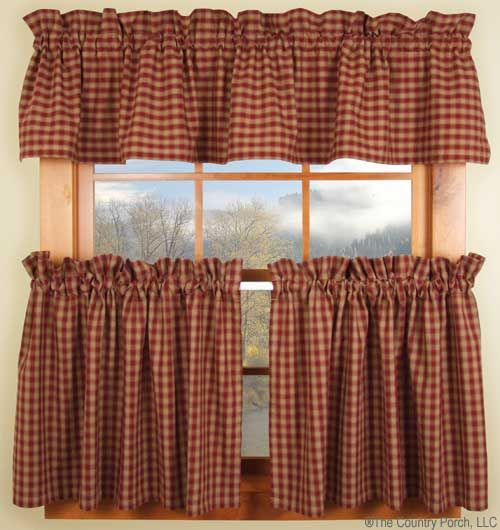 28 best images about curtains on pinterest plaid quilt for Country porch coupon code