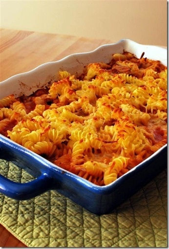 Chicken, Bacon and Tomato Pasta Bake | Slimming Eats - Slimming World Recipes - FREE WEIGHT LOSS EBOOKS AT http://www.exactshare.com