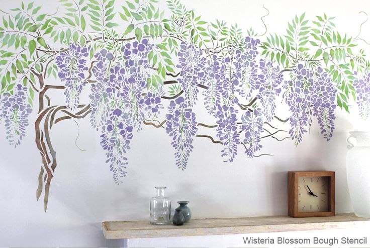 17 best images about stencils on pinterest free vector for Henny and paint