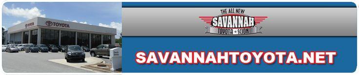 Savannah Toyota Blog Banner http://www.katefrostinc.com