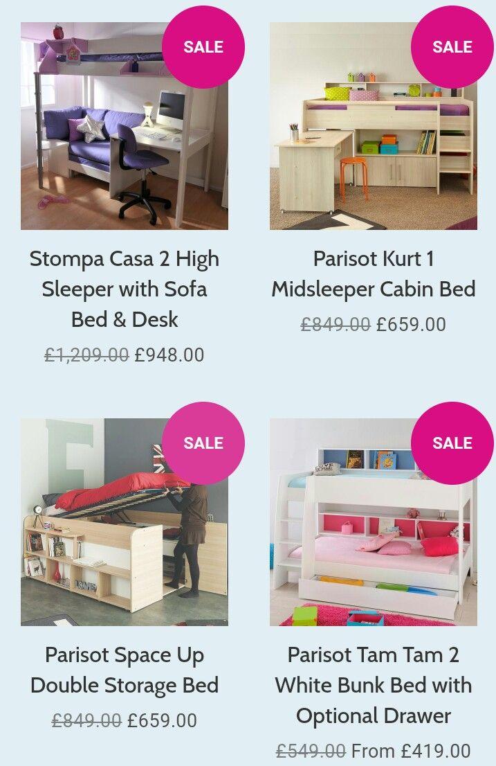 28 best Highsleeper Loft Beds images on Pinterest Daybeds