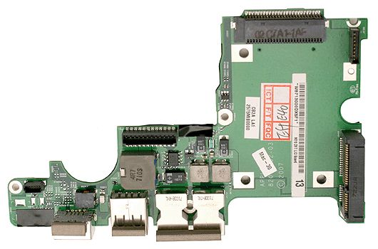 """Magsafe DC Power/Audio Board Macbook PRO 15"""" 820-2102-A A1226"""