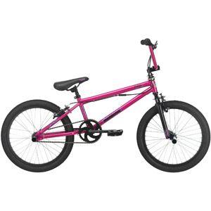"""20"""" Mongoose Fling 90 Girls' Freestyle Bike, Pink"""