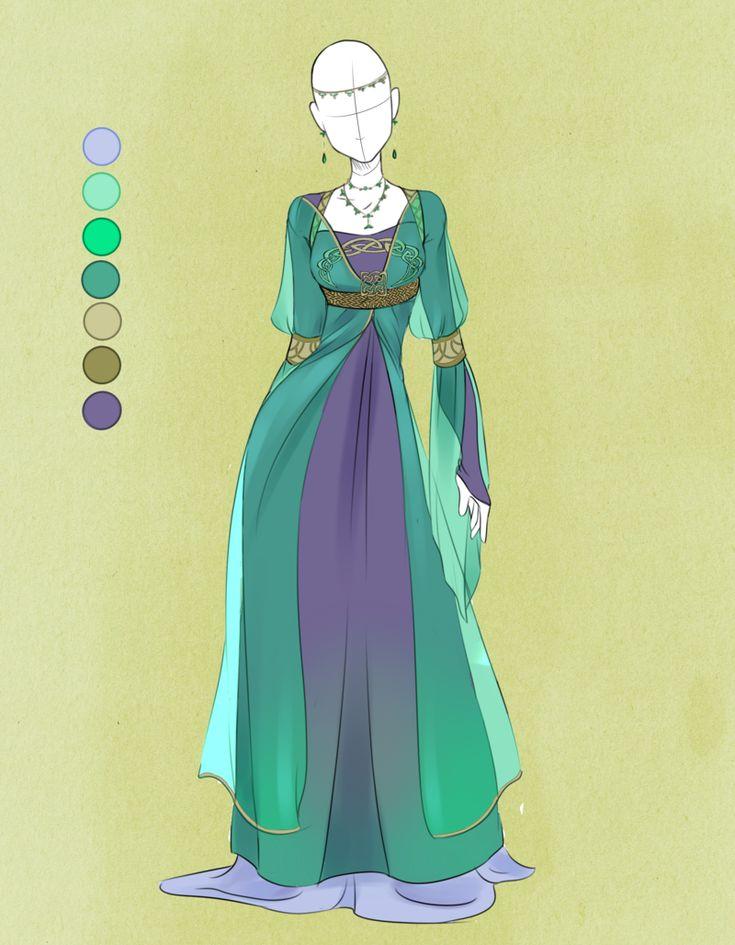 :: Commission September 03 Outfit :: by VioletKy.deviantart.com on @deviantART