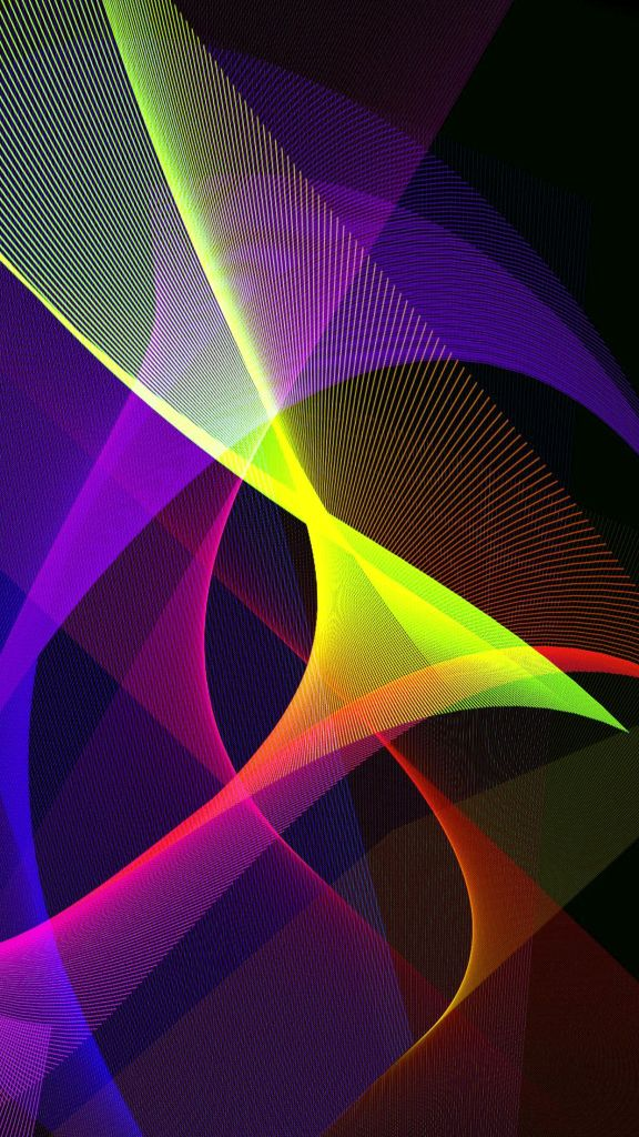 Abstract color lines wallpapers for #Iphone and #Android @ Wallzapp.com | Abstract HD Wallpapers 10