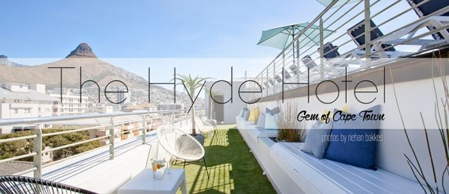 The Hyde Hotel, Cape Town, South Africa. Photos by Riehan Bakkes at www.bakkesimages.co.za.