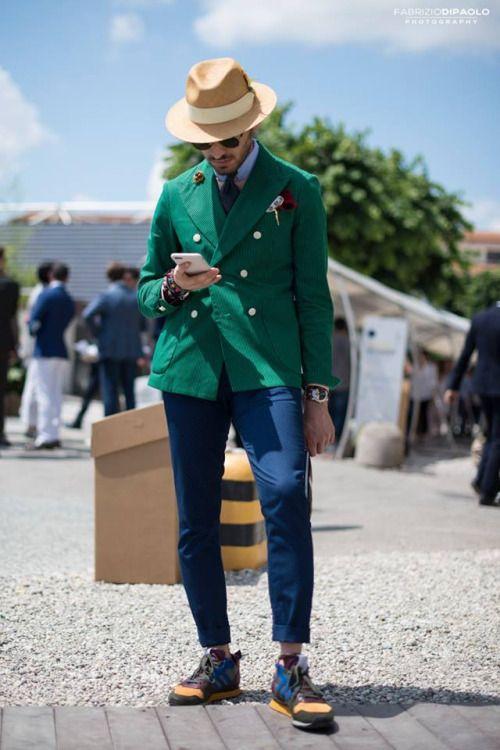 MenStyle1- Men's Style Blog - Pitti Uomo 88 part 3 (by: Fabrizio Di Paolo) ...