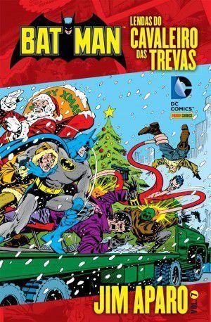 Batman: Lendas do Cavaleiro das Trevas - Jim Aparo - Vol. 7