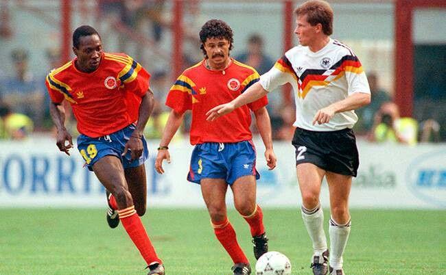 Alemania 1 Colombia 1
