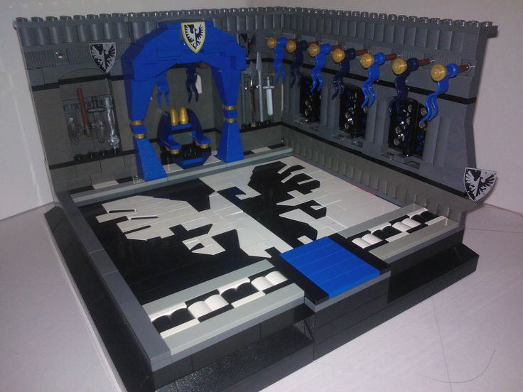 1000 Images About Lego Inspiration Castles On Pinterest