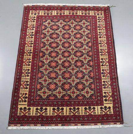 Tajik Fine Tribal Rug (Ref 563) 200x150cm - PersianRugs.com.au