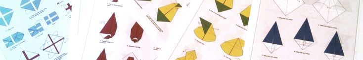 Gilad's Origami Diagrams