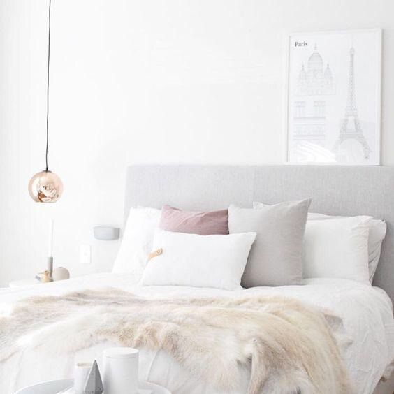 25+ Best Ideas About White Grey Bedrooms On Pinterest