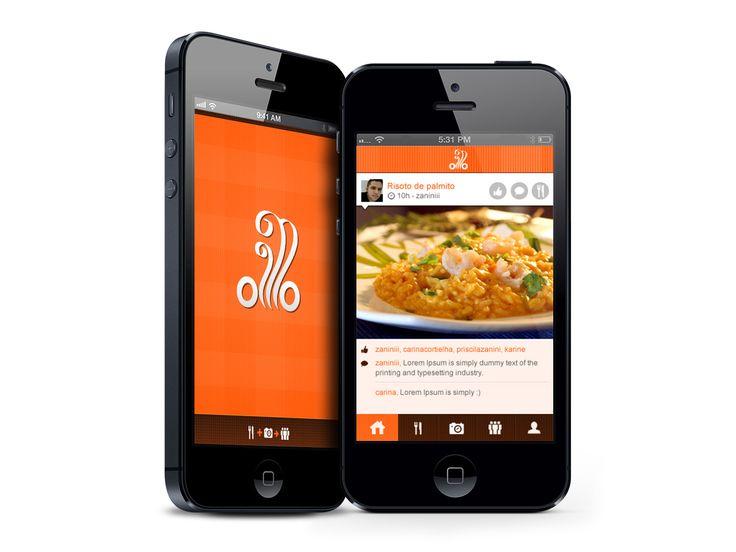Gastronomic network app