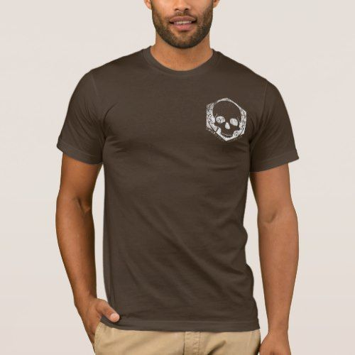 Dead Tree Cartographers Guild (back and pocket) T-Shirt