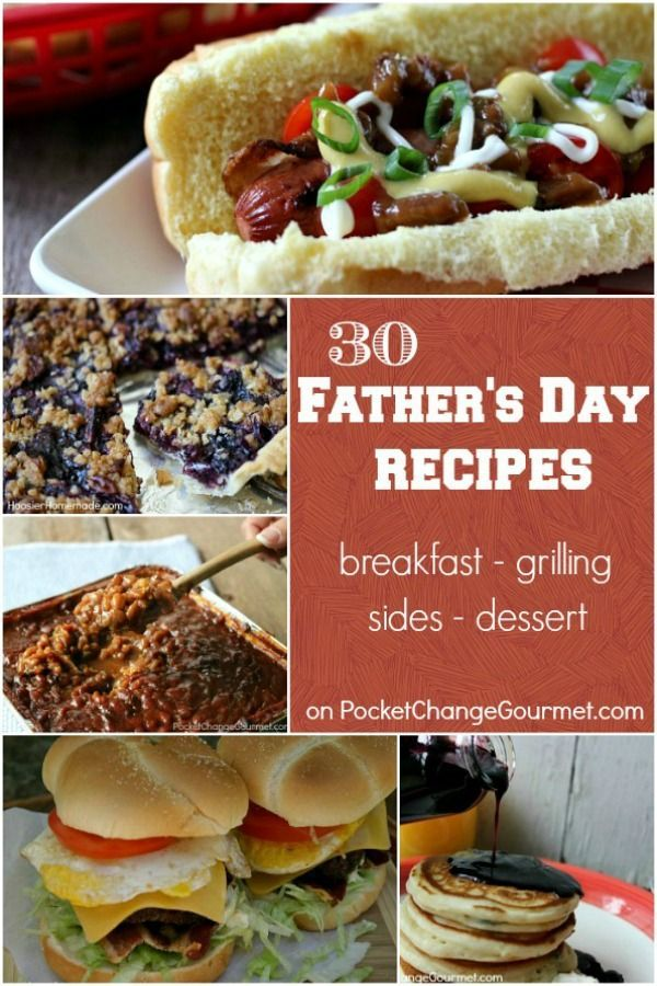 Quick and easy father s day recipes