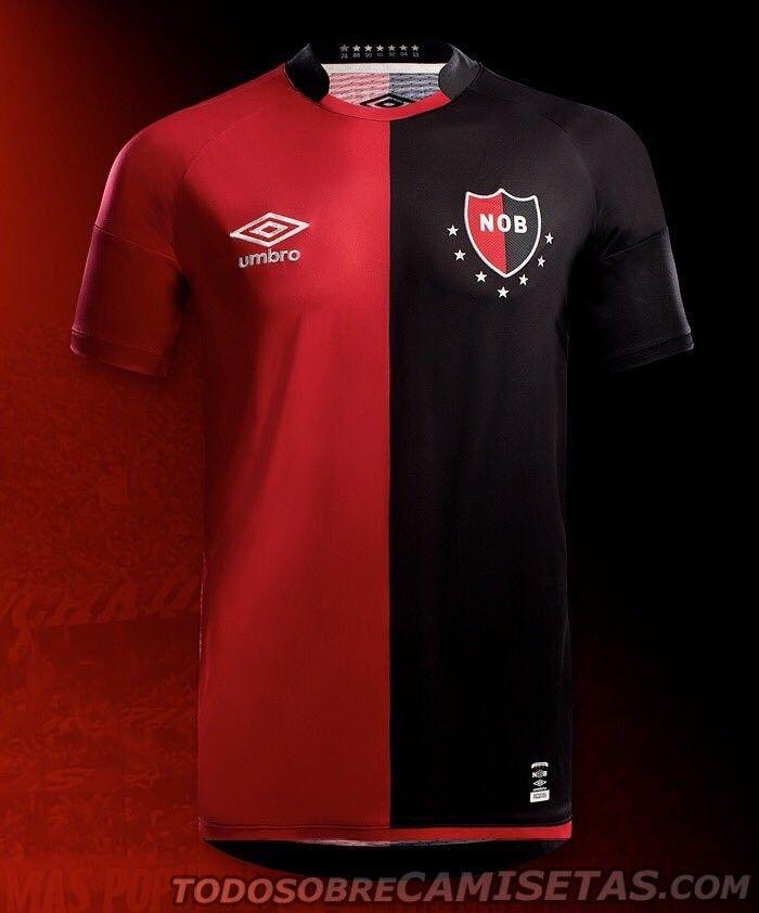 Camisetas Umbro de Newell s Old Boys 2018 - Todo Sobre Camisetas ... a6b7e745705ef