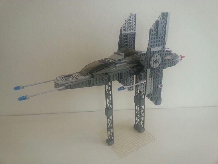 Legoboss spaceship 2