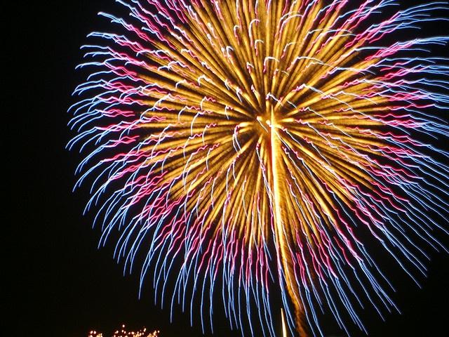 4th of july fireworks joe pool lake