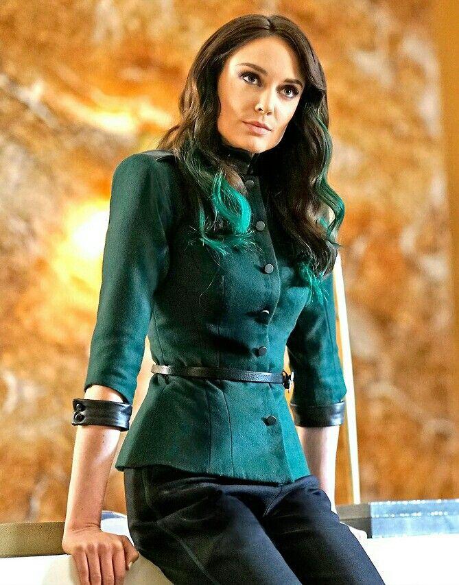 Mallory Jansen, agents of shield #2