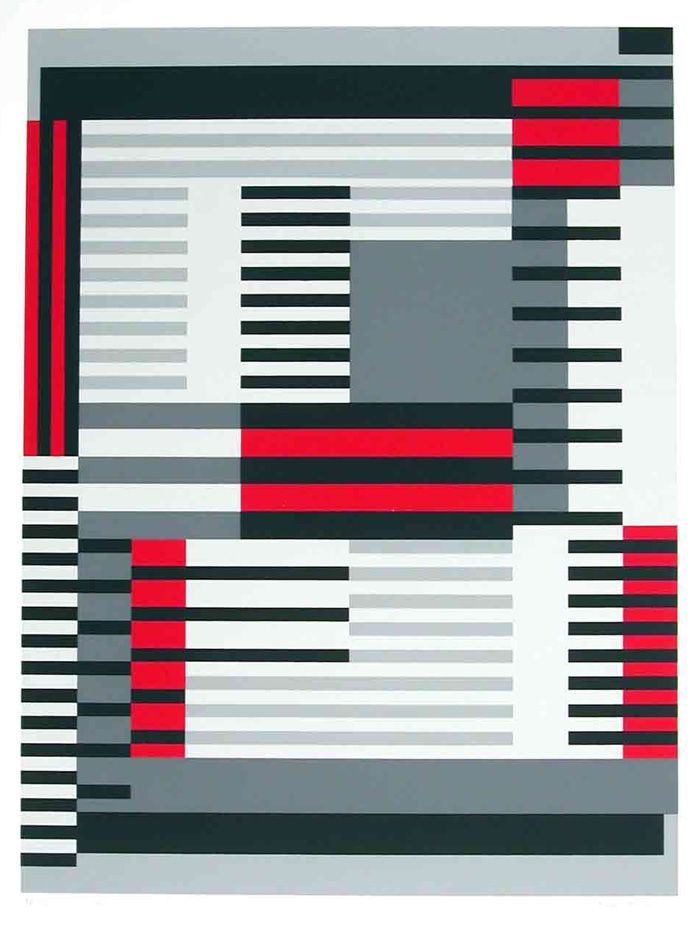 Anni Albers   Legendary Textile Designer print pattern