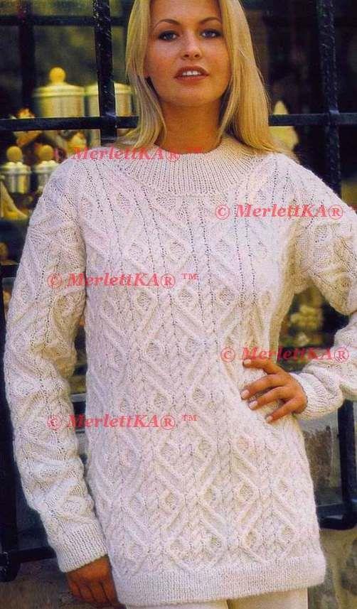 Вяжем обновы спицами к новому году  27 моделей для всей семьи  Verena 1998 11. Обсуждение на LiveInternet - Российский Сервис Онлайн-Дневников