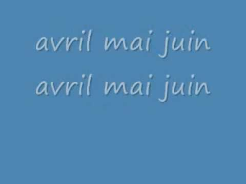 What date is your birthday in French.wmv