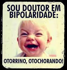 IMAGENS E FRASES E FACEBOOK: Doutor em Bipolaridade