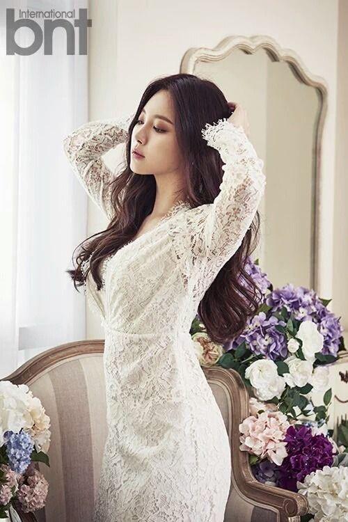 Girl's Day Wedding Dress