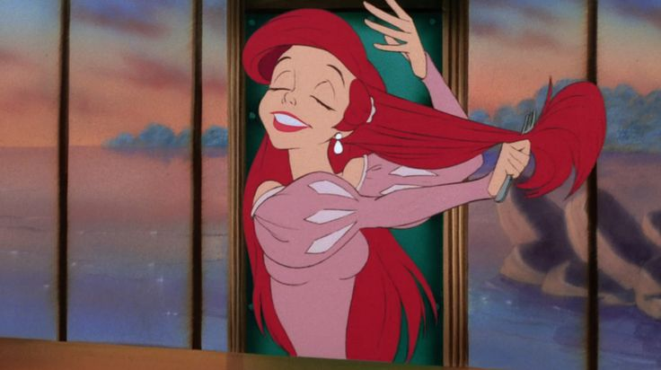 Quiz: Which Disney Hairstyle Should You Try? I got Ariel's shelf bangs!!! Should I try it?!?!?