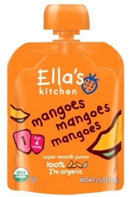Ella's Kitchen Organic Baby Food, Only $0.39 at Target!