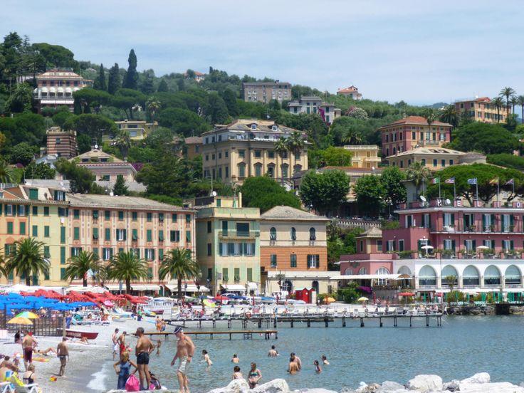 Santa Margherita, Italia. Foto de marieldc69.
