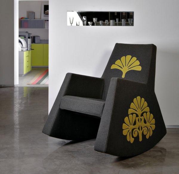 Sie Finden Ihre Alten Wohnzimmer Möbel In Tristen Farben Schon Zu  Langeweilig? Ein Designer Stuhl Lässt Die Räume Trendiger Erscheinen! Wir  Präsentieren
