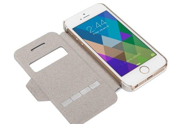 Moshi представила чехол для iPhone, который не нужно открывать, чтобы отвечать на звонки