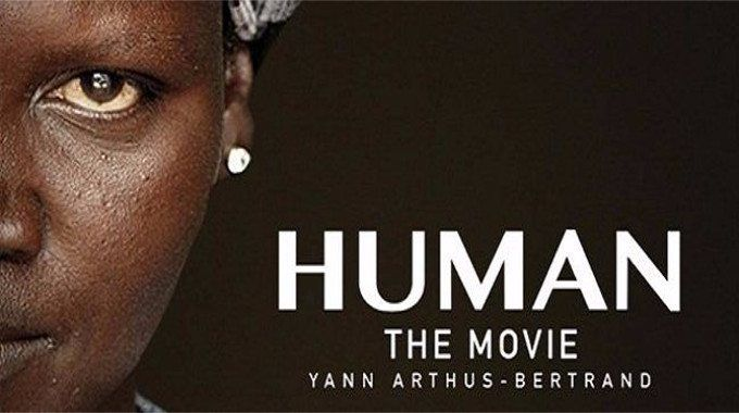 French born Yann Arthus-Bertrand has used his talent to put together a documentary film, titled Human, to show us what citizens of the world really want.