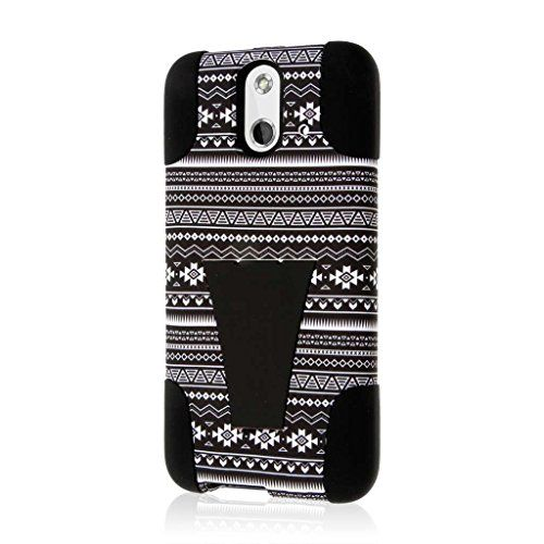 HTC One E8 Case, MPERO IMPACT X Series Dual Layered Tough Durable Shock Absorbing Silicone Polycarbonate Hybrid Kickstand Case for One E8 [Perfect Fit & Precise Port Cut Outs] - Black Aztec EMPIRE http://www.amazon.com/dp/B00S5MPTKG/ref=cm_sw_r_pi_dp_Yc0kvb0WNPMGZ