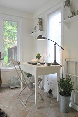 sunroom/office