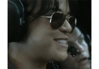 Michelle Rodriguez wearing Aviators in Avatar