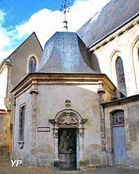Tombeau de Sully (doc. Ville de Nogent-le-Rotrou) Eure et Loir