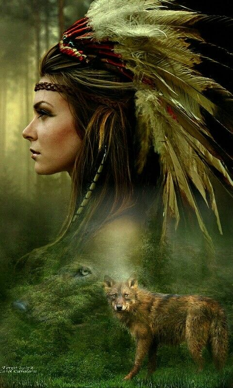 Wolf ~ animal spirit guide and totem