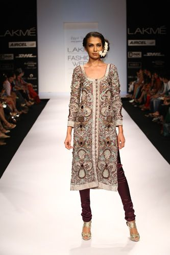 Payal Singhal at Lakmé Fashion Week Summer 2012