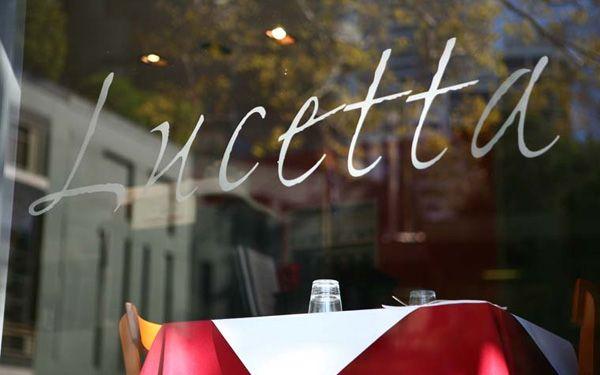 Lucetta Pizzeria e Trattoria, Sydney CBD